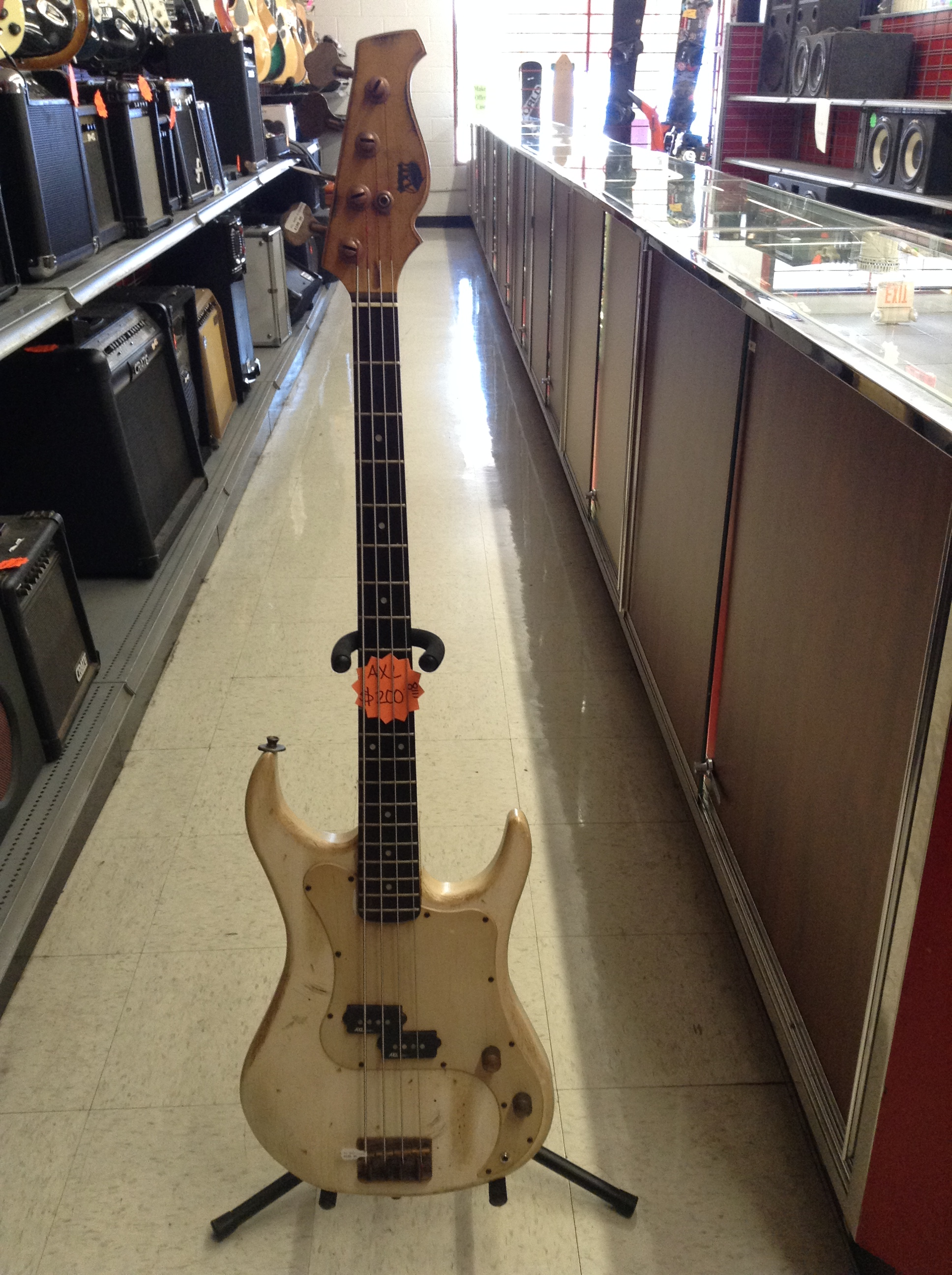 Axl Guitar