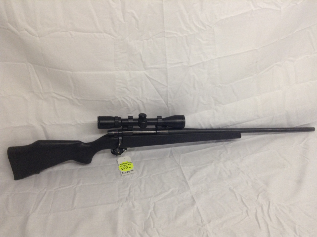 Weatherby Vanguard 7mm Rifle